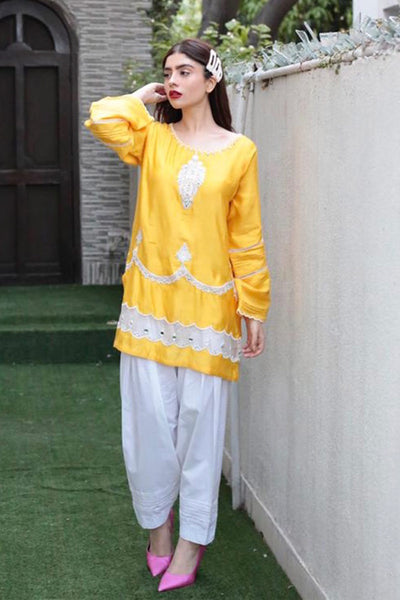 Cotton Net Kurtas Type-2