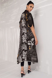 DIGITALLY PRINTED KAFTAN - Sania Maskatiya