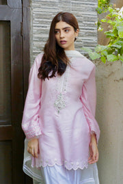 Cotton Net Kurtas Type-1 - Anaam Chaudhry