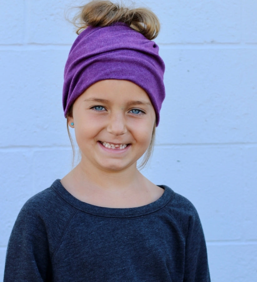 Children's Size -Pretty Simple Beanie