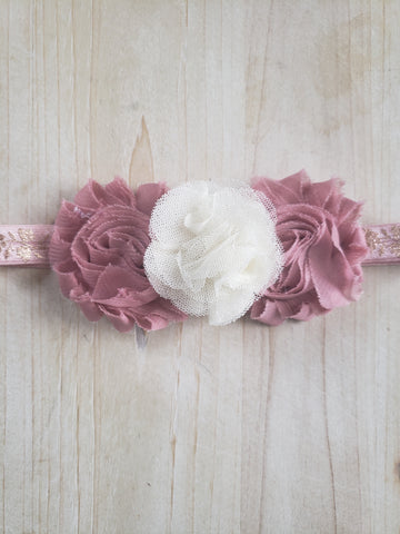 Infant Soft Banded Headband