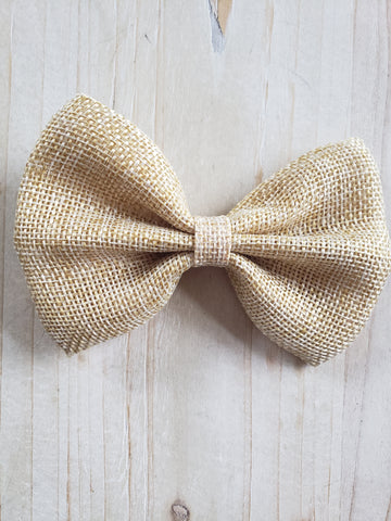 Rustic Hairbow