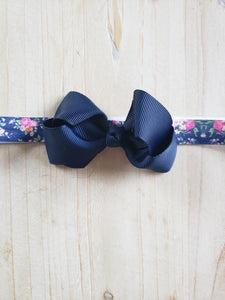 Infant Headband- Spring Themed
