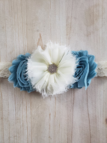 Child Headband - Frozen Themed