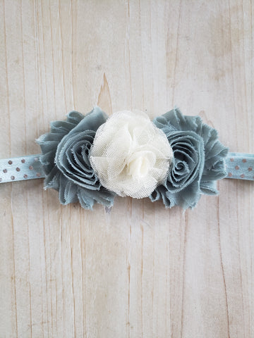 Toddler Headband- Frozen Themed