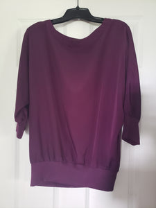 The Limited Violet Shirt