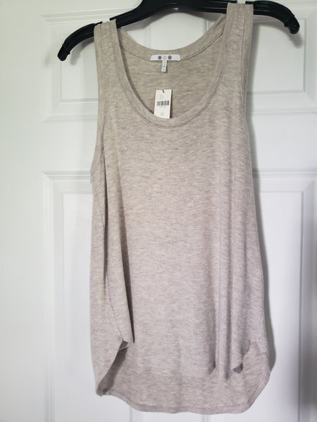 Three Dots Tank from Anthropology- NEW WITH TAGS