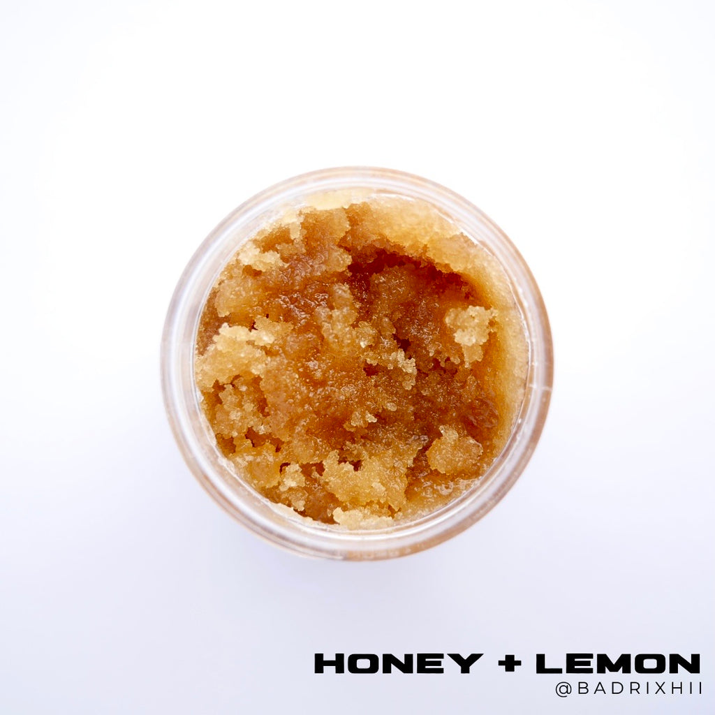 RIXHKREME | Organic Honey & Lemon Scrub