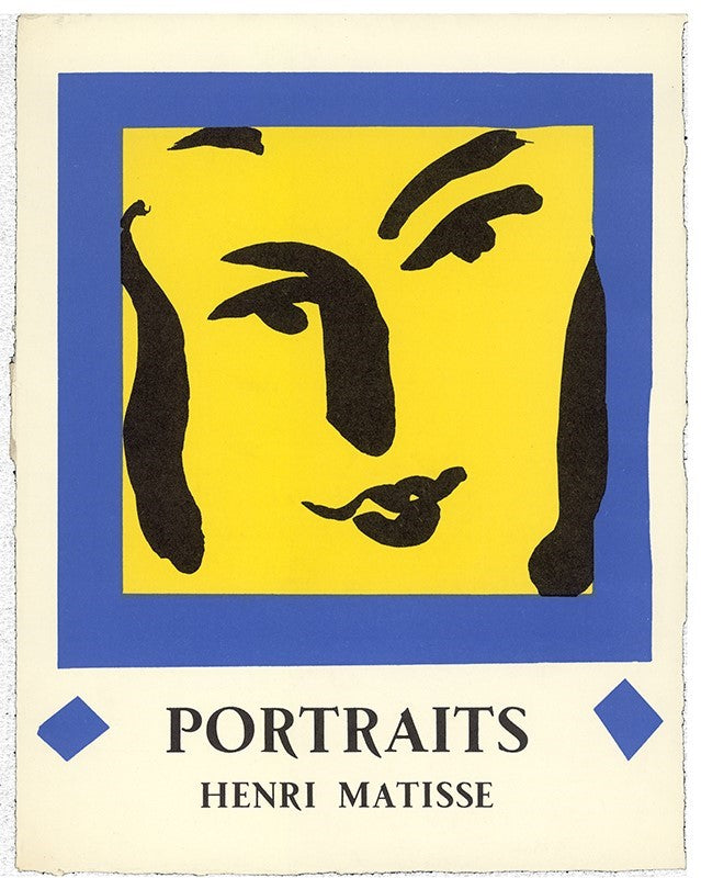 The Essence of Life: Henri Matisse's Striking Portraiture