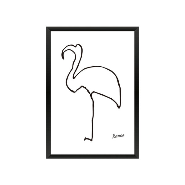 Picasso Animal Sketches