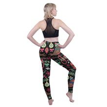 Load image into Gallery viewer, Joy Robins Printing High Waist Women Leggings