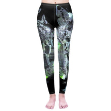 Load image into Gallery viewer, Magic Cats Printing High Waist Women Leggings