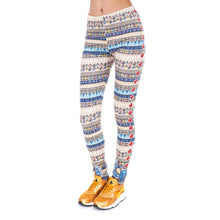 Load image into Gallery viewer, Winged Sarab Printing High Waist Women Leggings