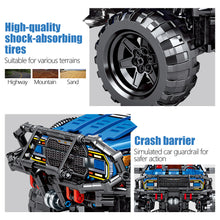 Load image into Gallery viewer, Remote Control Trucks Pickup Model Building Blocks Toy 1630 pcs