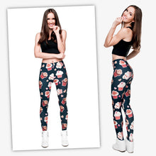 Load image into Gallery viewer, Muffins 3D Printing High Waist Women Leggings