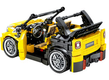 Load image into Gallery viewer, Pull Back Extreme Speed Super Racing Car Building Blocks Toy Model 4 310 pcs