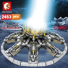 Load image into Gallery viewer, Military Planetary Engine Building Blocks Toy 2456 pcs + 7 dolls