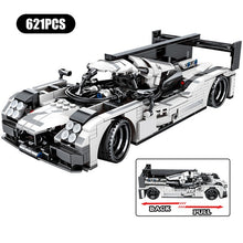 Load image into Gallery viewer, Pull Back Extreme Speed Super Racing Car Building Blocks Toy Model 5 621 pcs
