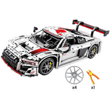 Load image into Gallery viewer, NON Remote Control Sports Racing Car MOC Model Building Blocks Toy 2768 pcs