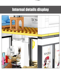 Load image into Gallery viewer, Famous Brand Fashion Shop Store Model Building Blocks Toy 271 pcs