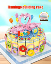 Load image into Gallery viewer, Birthday Cake Modal 2 Building Blocks Toy