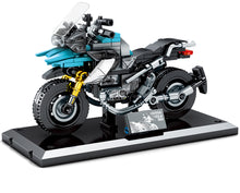 Load image into Gallery viewer, SEMBO BLOCK Off-road Motorcycle Model 2 Building Blocks Toy 255 pcs
