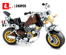 Load image into Gallery viewer, SEMBO BLOCK Off-road Motorcycle Model 1 Building Blocks Toy 243 pcs