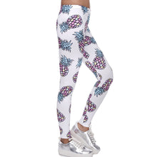 Load image into Gallery viewer, Fruit Printing High Waist Women Leggings