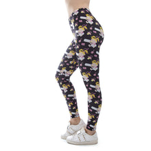 Load image into Gallery viewer, Baby Girl Printing High Waist Women Leggings