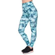 Load image into Gallery viewer, Cat Camo Psycho Printing High Waist Women Leggings