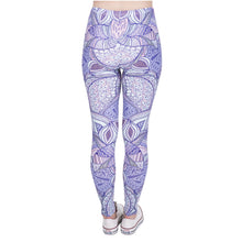 Load image into Gallery viewer, Aztec Jungle 3D Printing High Waist Women Leggings