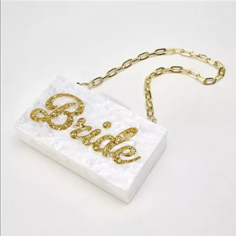 Clutch Bride Oro