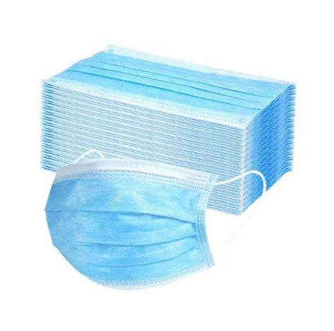 3 Ply Non Surgical Disposable Face Mask