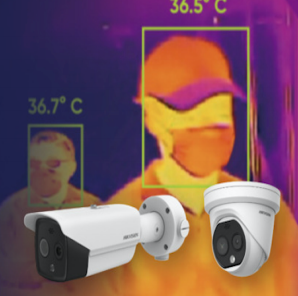 Thermal Imaging – Fever screening applications