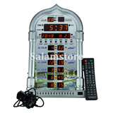 azan clock for usa