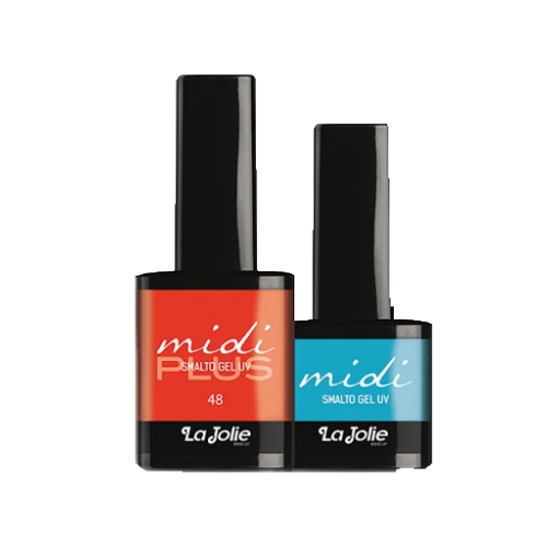 Smalto Gel Polish Semipermanente MIDI 7ml LA JOLIE - Vip Coiffeur