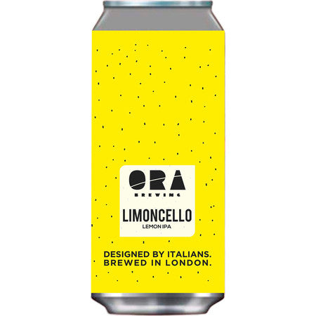 Limoncello IPA (440ml) - ORA Brewing