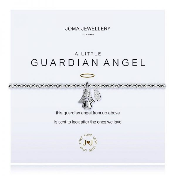 a little GUARDIAN ANGEL - bracelet