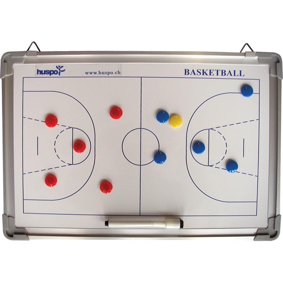 Taktiktafel Basketball