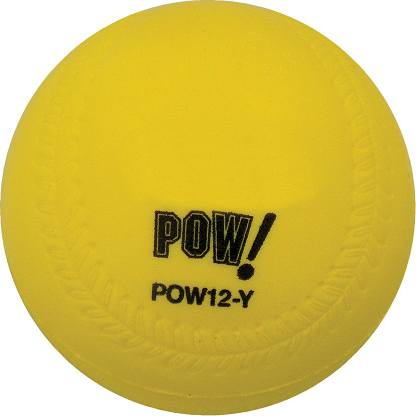 Softball Yellow Pow