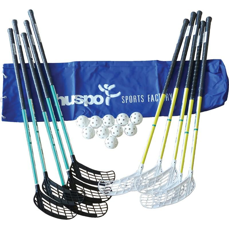 Unihockey Set Top Star 2000 Medium