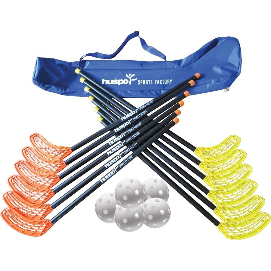 Unihockey Set huspo Kids