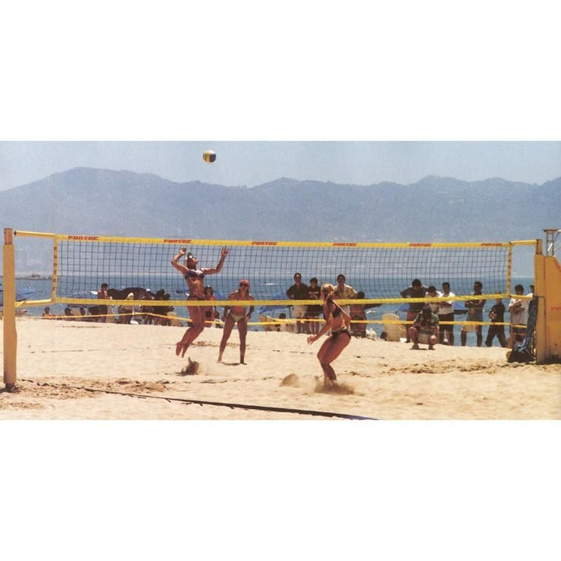 Beach-Volleyball Netz 8.50 x 1 m