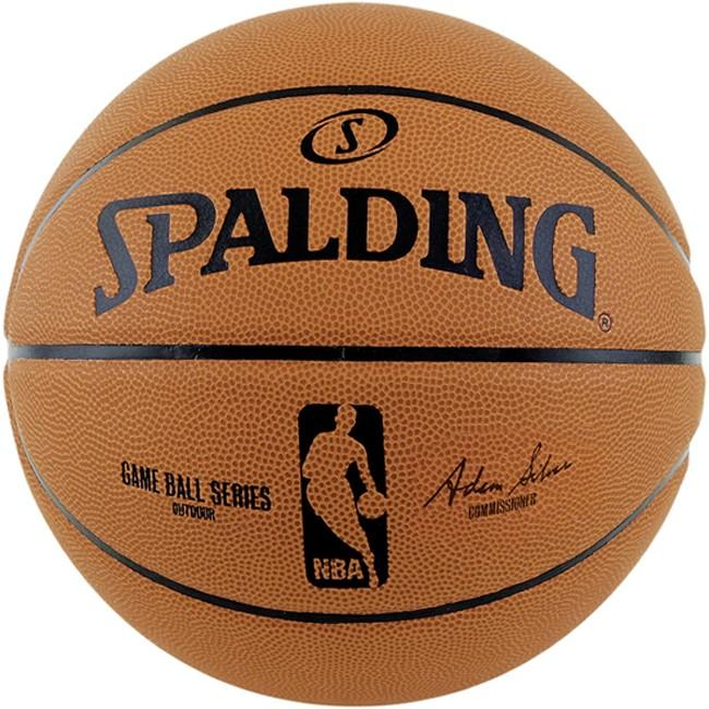 Basketball Spalding NBA Game Ball Replica | Sandro-Sport/ ET Unternehmungen GmbH | #product-color# | Spalding
