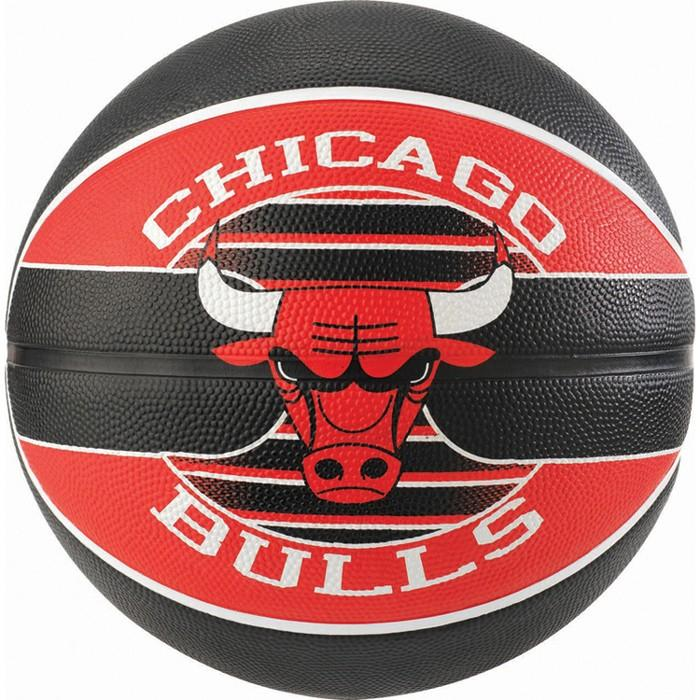 Basketball Spalding NBA Team Ball Chicago Bulls | Sandro-Sport/ ET Unternehmungen GmbH | #product-color# | Spalding