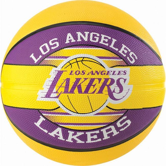 Basketball Spalding NBA Team Ball Los Angeles Lakers | Sandro-Sport/ ET Unternehmungen GmbH | #product-color# | Spalding