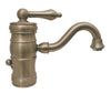 Vintage III Single Hole/Single Lever Lavatory Faucet with Traditional Spout and Pop-up Waste - AlternativeRoute