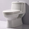 EAGO TB222 DUAL FLUSH ONE PIECE ECO-FRIENDLY HIGH EFFICIENCY LOW FLUSH CERAMIC TOILET - AlternativeRoute
