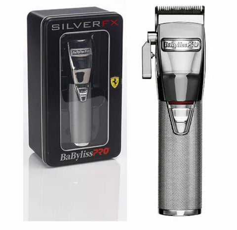 BaByliss PRO Silver FX Cordless Clipper