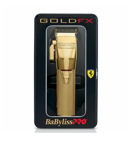 BaByliss PRO Gold FX Cordless Clipper